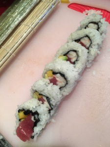 sushi ewe