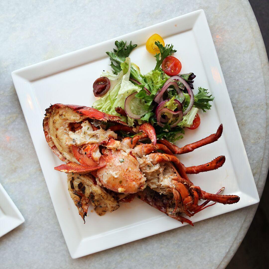 Dinner In Atlanta, GA: Cape Dutch Restaurant