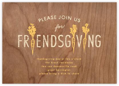 friendsgiving invite friendsgiving invitation jpg peanut butter