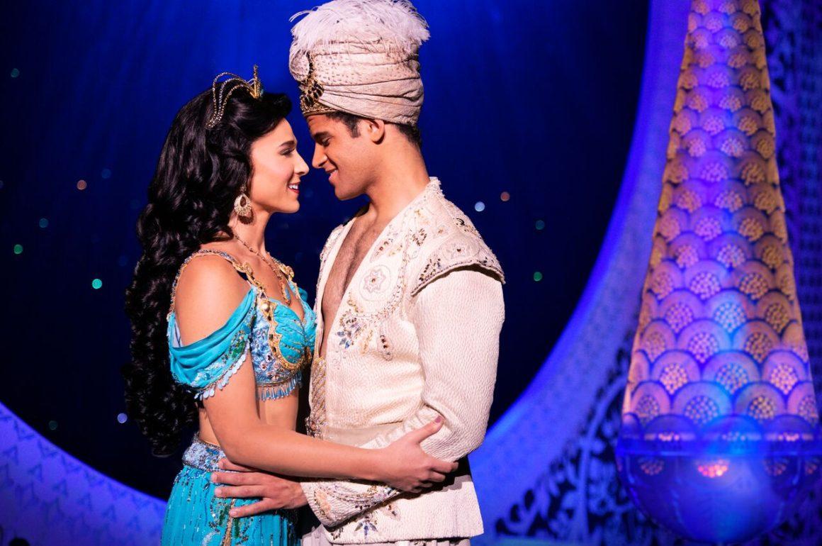 Disney Aladdin On Broadway
