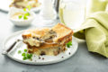 Recipe: Mushroom Grilled Cheese Sandwich