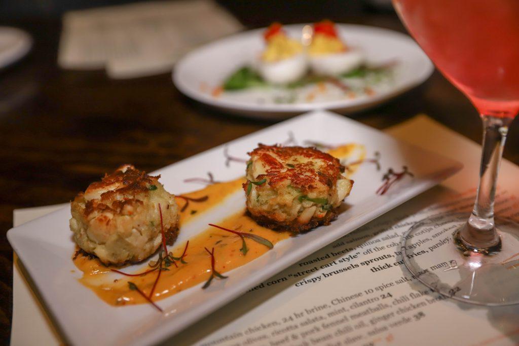 Christian-and-Kristy -Favalli-Saltyard-Atlanta-Chef-Nick-Leahy's-Old Vinings-Inn-owner-Lee-Schulman-Eating-with-erica-food-blogger-atlanta-date-night-foodie-nom-nom-brookwood-foodie-atlanta-best-dining-atlanta-restaurants
