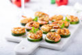 Recipe: Cajun Shrimp & Cucumber Bites