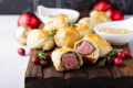Recipe: Mini Beef Wellington with Creamy Horseradish Sauce