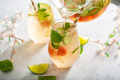 Recipe: Cucumber-Watermelon Sangria