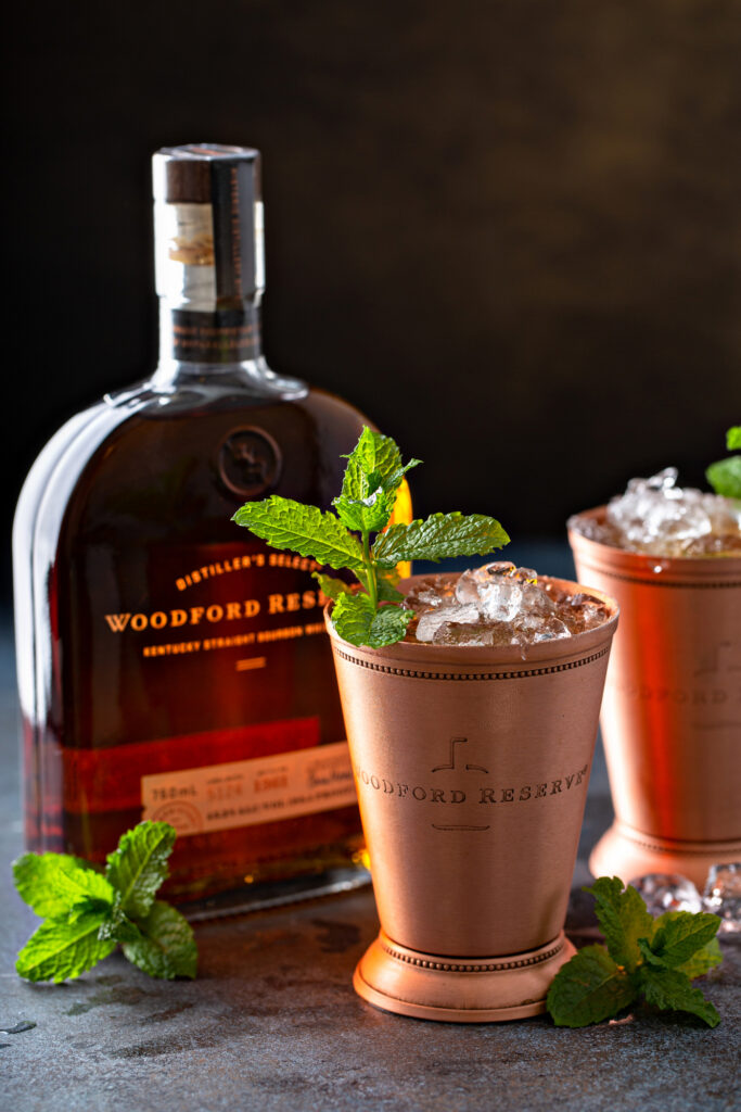 Bourbon-Peach-Tea-Smash-eating-with-erica-foodie-food-blogger-draper-James-Louisville-Kentucky-woodford-reserve-cocktail-blogger-woodford-reserve-price-woodford-reserve-distillery-tour-woodford-reserve-double-oaked-woodford-reserve-master's-collection-woodford-reserve-rye-woodford-reserve-batch-proof-woodford-reserve-750ml-louisville-kentucky-Reese-witherspoon-draper-james-atlanta-ga-kentucky-derby-classic-mint-julep-woodford-reserve-brown-foreman-erica-key-eating-with-erica
