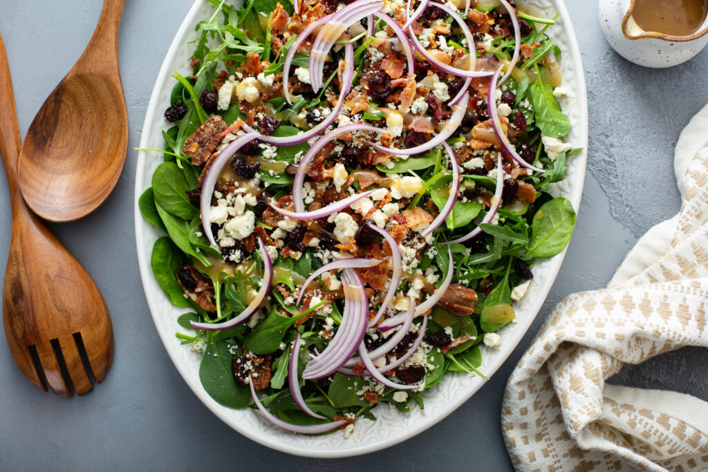 summer-salads-for-bbq-salads-recipes-fancy-summer-salads-salad-recipes-for-dinner-kroger-company-foodie-atlanta-blogger-atlanta-foodie-atlanta-instagrammer-summer-salads-for-a-crowd-unique-summer-salad-recipes-summer-salad-with-fruit-summer-salad-dinners-eating-with-erica